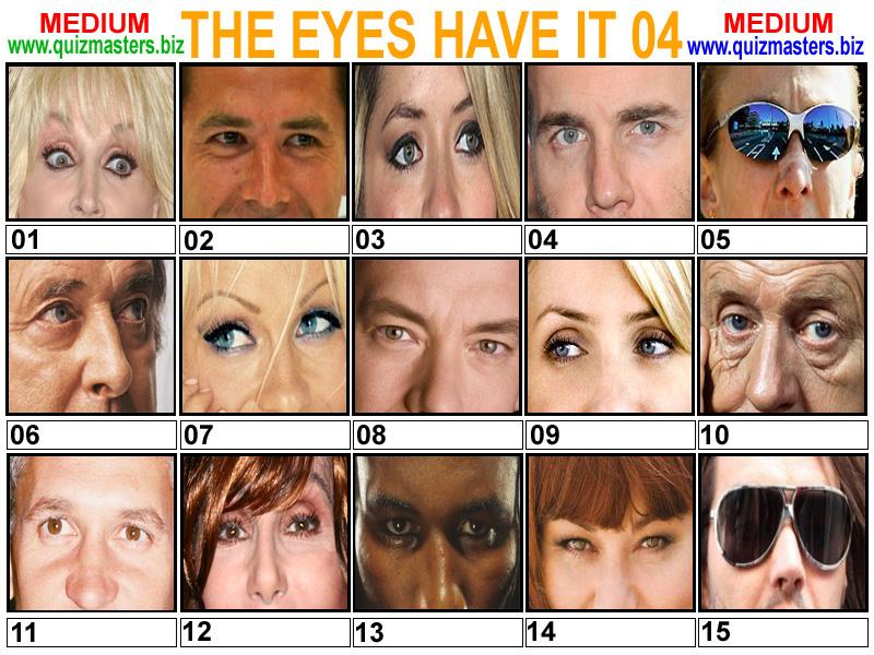 celeb eyes
