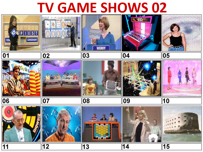 GameShows 02 Full Game Show Live   Jeopardy meets Family Feud