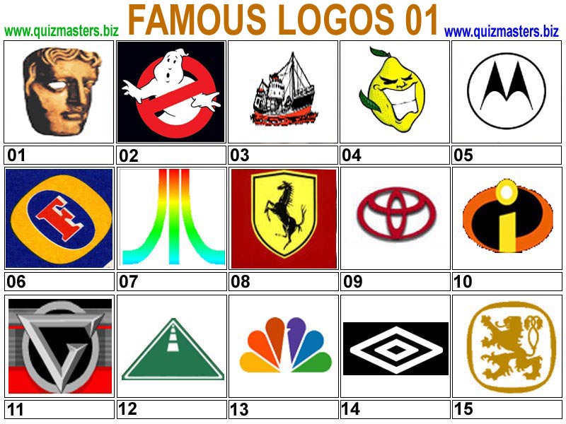 Famous Watch Logos